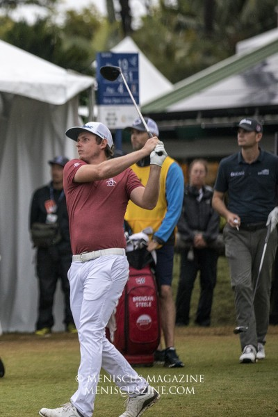 With the victory, Cameron Smith earned 500 FedEx Cup points and US$1,188,000. (photo by Kwai Chan / Meniscus Magazine)