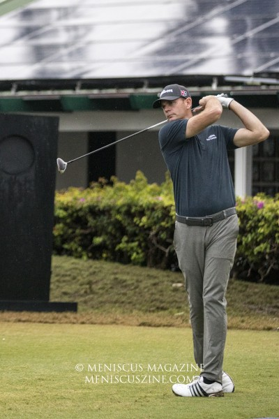 Brendan Steele held a three-shot lead over Cameron Smith heading into the final round of the 2020 Sony Open. Still, with his runner-up finish, he finished in the Top 10 in individual stroke play for the first time in nearly two years. (photo by Kwai Chan / Meniscus Magazine)