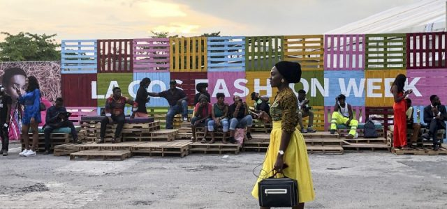 Scenes from our first season of coverage at Lagos Fashion Week, which showcased designs from Nigeria, the rest of Africa and even Japan.