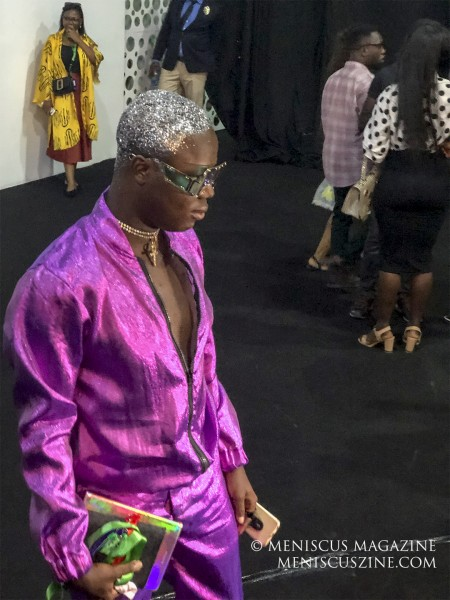 Lagos Fashion Week will celebrate its 10th year in 2020. (photo by Andie Davis / Meniscus Magazine)