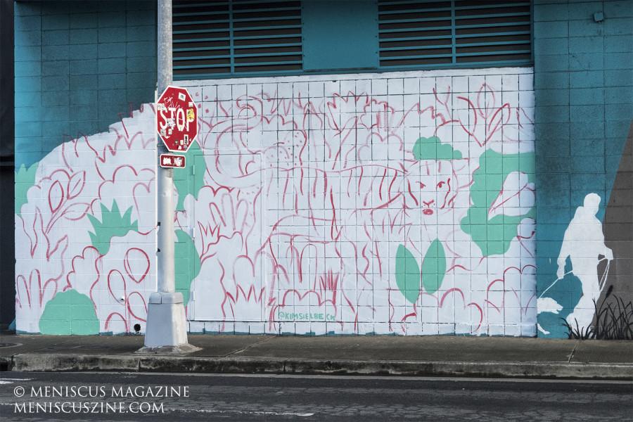 POW! WOW! Hawaii 2020: Kim Sielbeck
