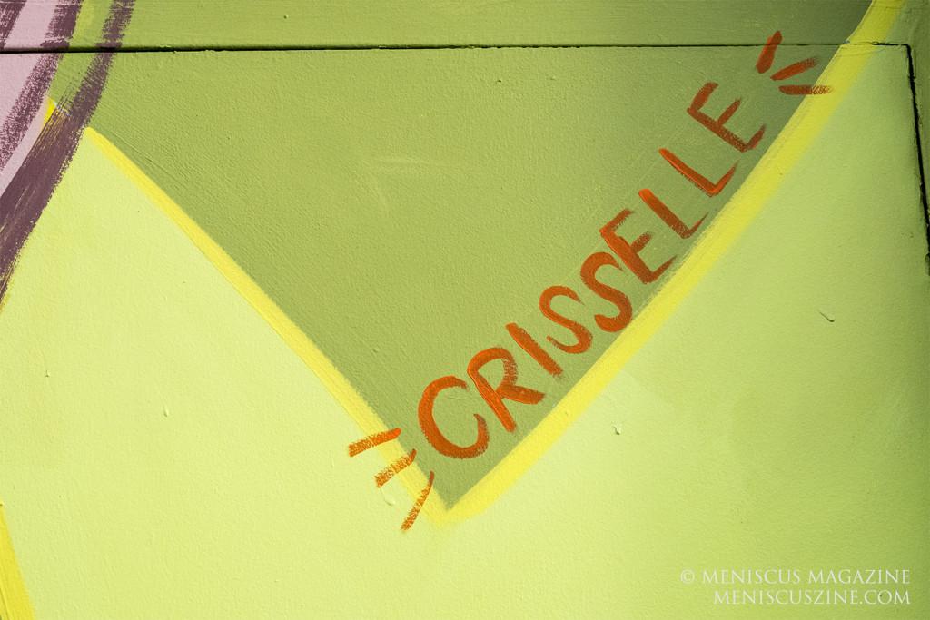 POW! WOW! Hawaii 2020: Crisselle @crissellem