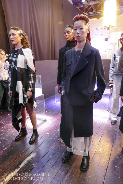[ savoar fer ] Fall 2019  – Paris Fashion Week