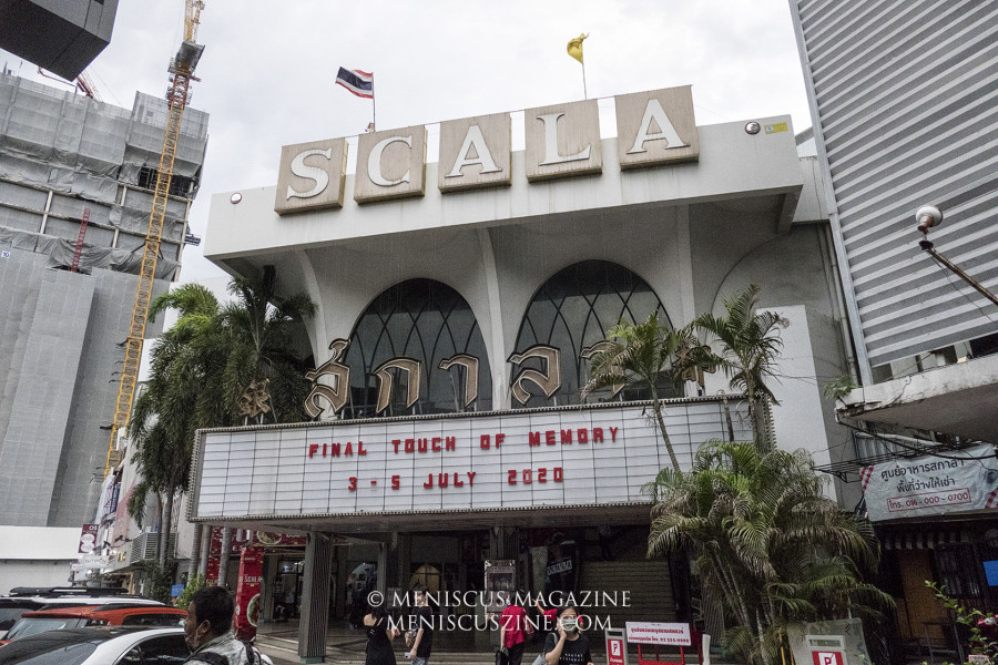 The Scala Cinema in Bangkok's Siam Square closed its doors for good on July 5, 2020