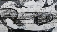 "Okinawan artist Denpa revealed his mural, ""The Beginning,"" at POW! WOW! Hawaii 2020 in Honolulu."